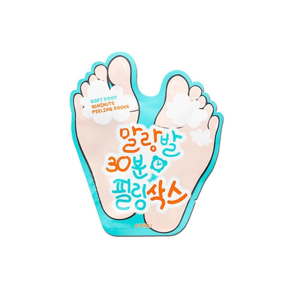A'PIEU Soft Foot Peeling Socks.jpg