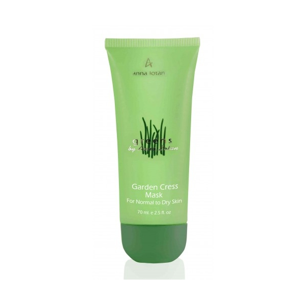ANNA LOTAN GREENS GARDEN CRESS ANTI STRESS MASK 70 ML.jpg