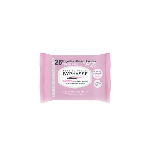 Byphasse Milk Proteins Make-up Remover Wipes .jpg
