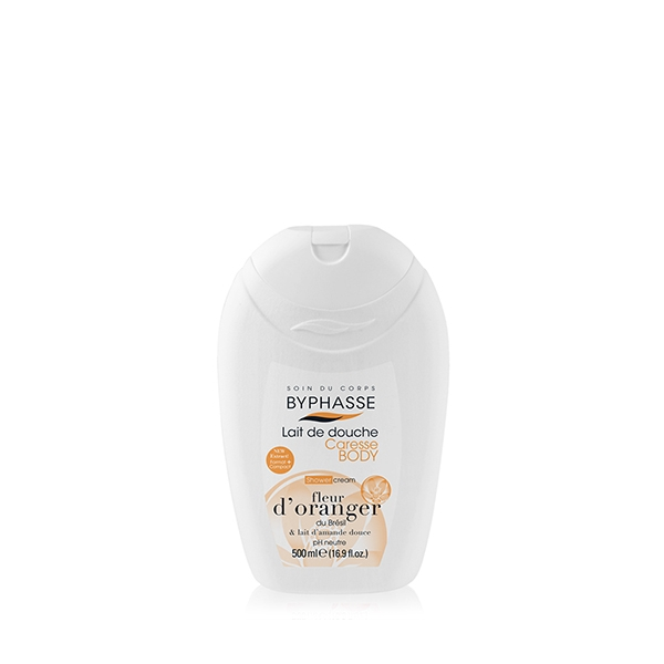 Caresse shower cream orange.jpg