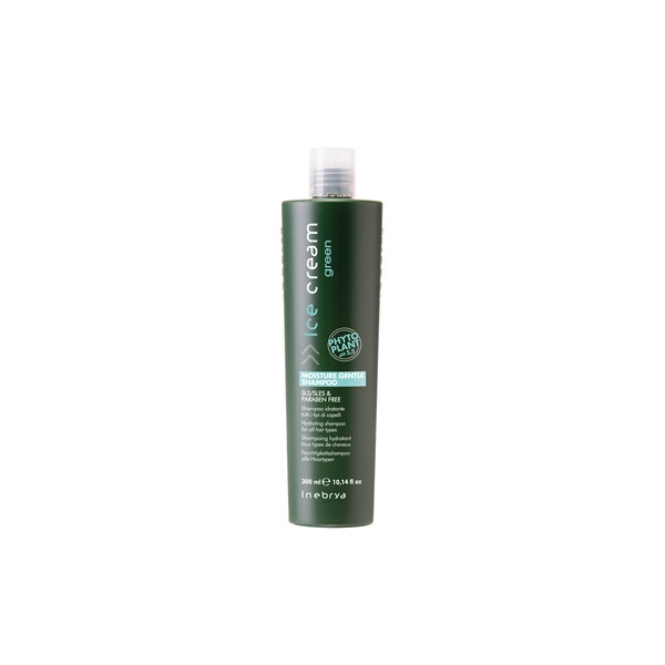 Inebrya Ice Cream Green Moisture Gentle Shampoo.jpg