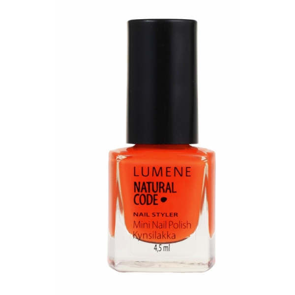 Lumene Natural Code Nail Styler 12 Electric Orange .jpg