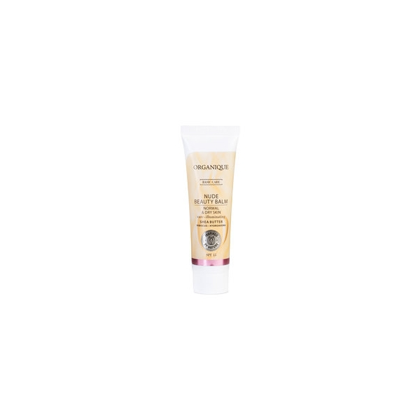 ORGANIQUE BASIC CARE NUDE BEAUTY BALM kuiv.jpg