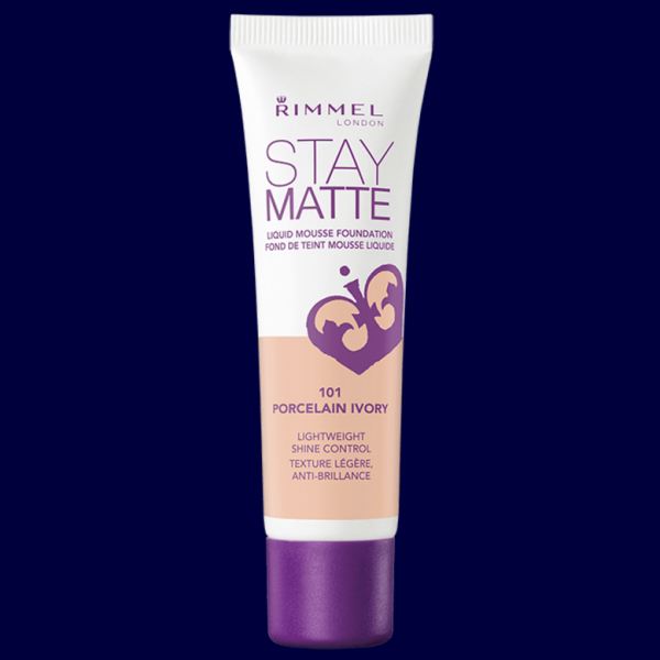 Rimmel London Stay Matte Foundation.png