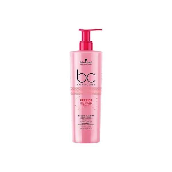 SCHWARZKOPF BC PEPTIDE REPAIR RESCUE MICELLAR CLEANSING CONDITIONER.jpg