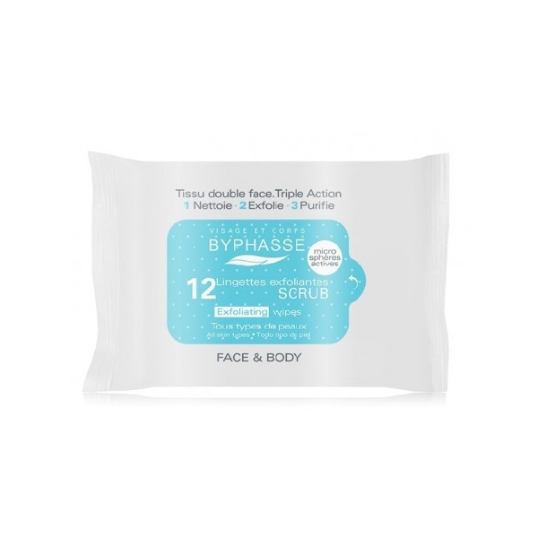 byphasse Exfoliating Wipes All Skin Types.jpg