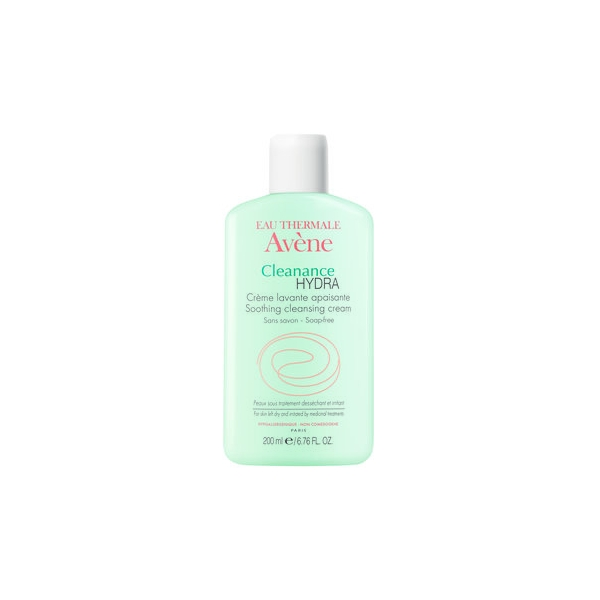 AVENE CLEANANCE HYDRA SOOTHING CLEANSING CREAM.jpg