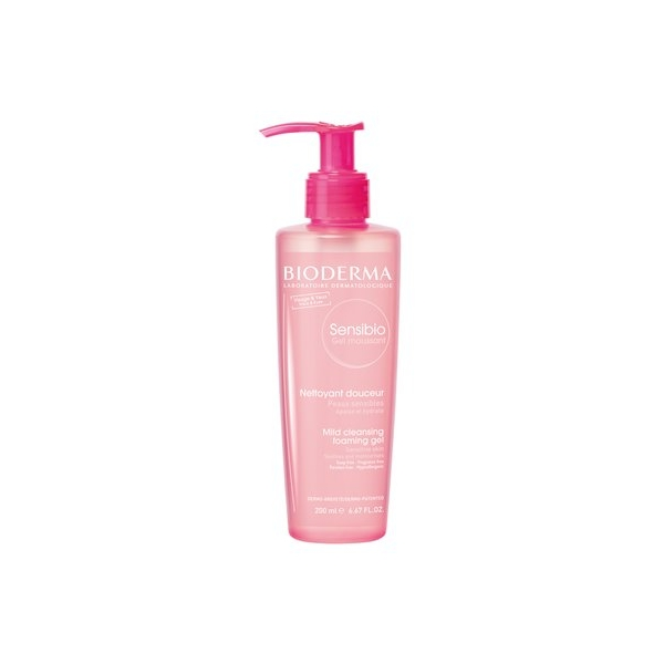 Bioderma Sensibio Gel Moussant Mild Cleansing Foaming Gel.jpg