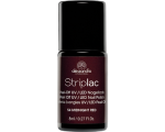 ALESSANDRO STRIPLAC PEEL-OFF UV/LED NAIL POLISH 154 MIDNIGHT RED
