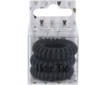 2K Hair Tie Black Hair Ring