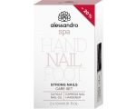 ALESSANDRO SPA STRONG NAILS CARE SET, KÜÜNETUGEVDUSTOODETE KOMPLEKT
