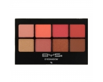 BYS Eyeshadow Peachy Pinks 8 pc