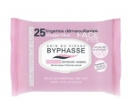 Byphasse Milk Proteins Make-up Remover Wipes