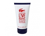 Lacoste Live Shower Gel