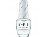 OPI BRILLIANT HIGH-SHINE TOP COAT, Läiget andev pealislakk
