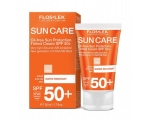 Floslek Sun Care Oil Free Sun Protection Tinted Cream SPF50+