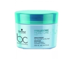 SCHWARZKOPF BC HYALURONIC MOISTURE KICK TREATMENT, Маска для сухих волос
