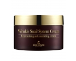 THE SKIN HOUSE WRINKLE SNAIL SYSTEM CREAM