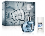 Disel Only The Brave EDT (125mL) + Deostick (75mL)