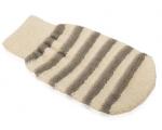 Bath glove, microfibre, Pesukinnas