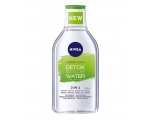 Nivea Detox Micellar Water 400ml