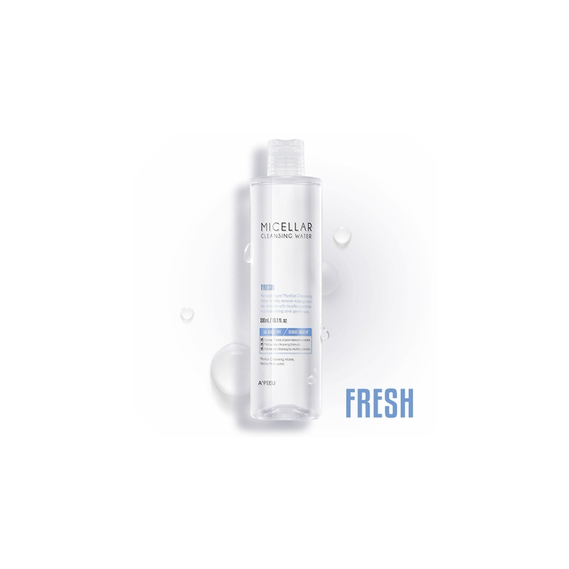 A'PIEU Micellar Cleansing Water Fresh