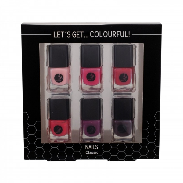 Get Colourful! Classics Nail Polish W 5 ml Set.jpg