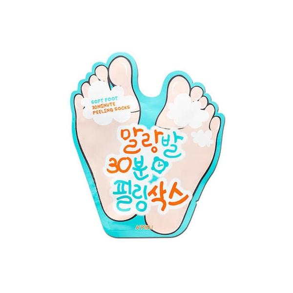 A'PIEU Soft Foot Peeling Socks.jpg