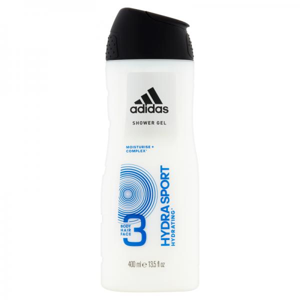 Adidas Hydra Sport 3in1 Shower Gel  400 ml.png