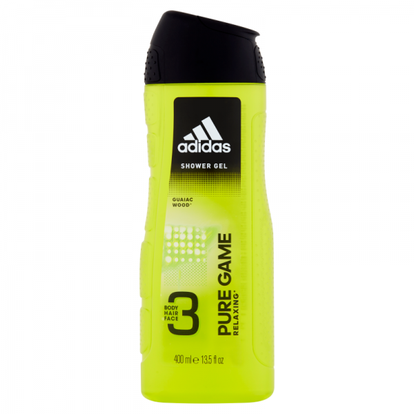 Adidas Pure Game 3in1 Shower Gel  400 ml.png