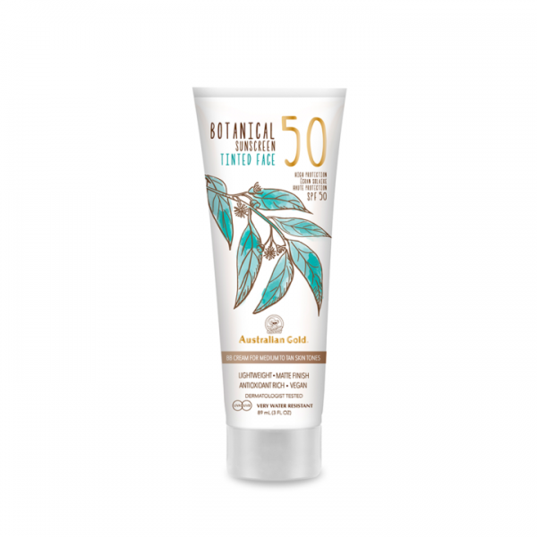 Australian Gold Botanical SPF 50 Tinted Face Medium -Tan 88ml.png