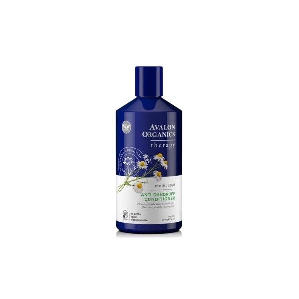 Avalon Organics Medicated Anti-Dandruff Conditioner.jpg