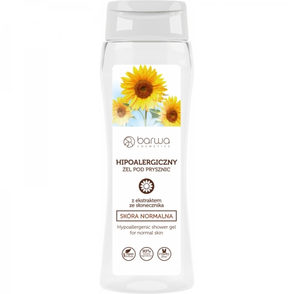 Barwa Hypoallergenic Shower Gel Sunflower.jpg