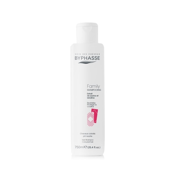 Byphasse Family shampoo jojoba extract and keratin coloured.jpg