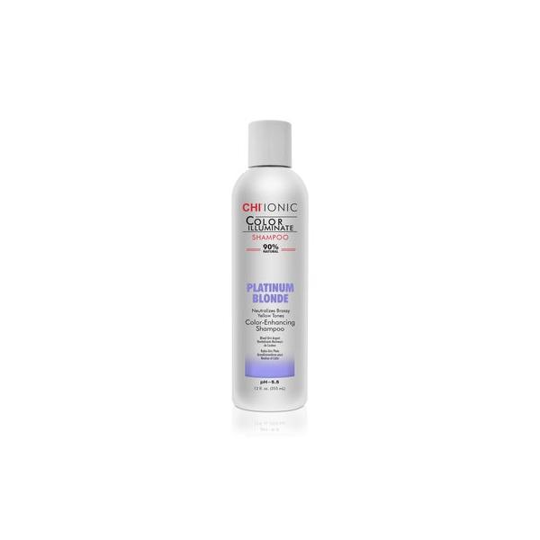 CHI Ionic Color Illuminate Platinum Blonde Shampoo.jpg