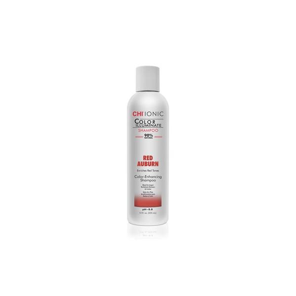 CHI Ionic Color Illuminate Red Auburn Shampoo.jpg
