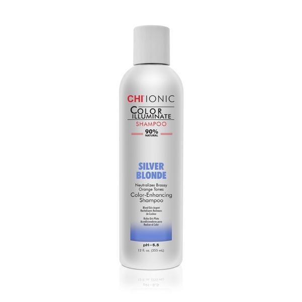CHI Ionic Color Illuminate Silver Blonde Shampoo.jpg