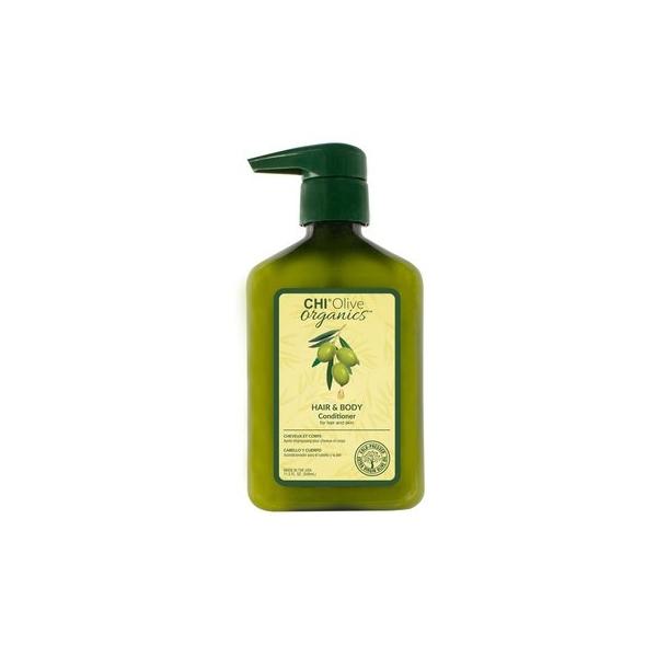 CHI Olive Organics Hair & Body Conditioner.jpg