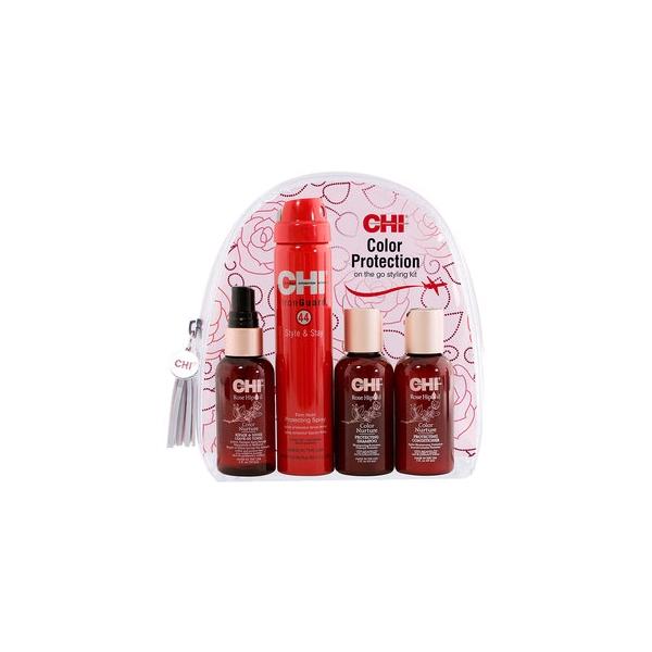 CHI Rose Hip Oil Color Protection Travel Kit.jpg