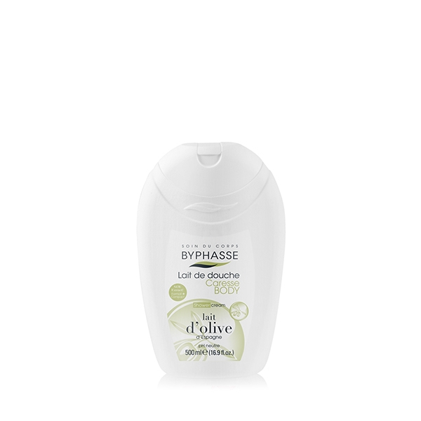 Caresse shower cream olive milk .jpg