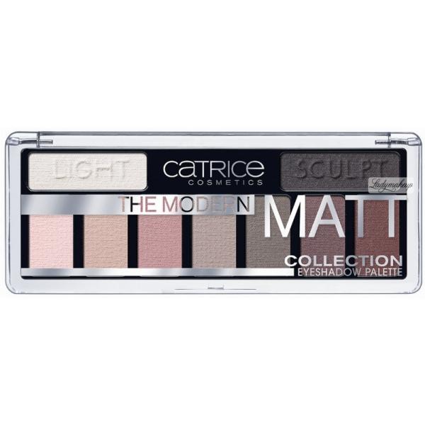 Catrice - THE MODERN MATT COLLECTION EYESHADOW PALETTE - 9 Eyeshadows.jpg