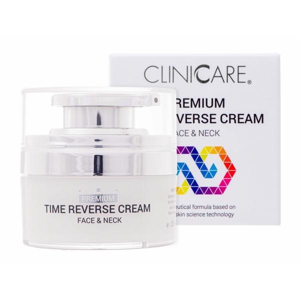 Cliniccare PREMIUM TIME REVERSE CREAM (Face&Neck), 30 ml.jpg