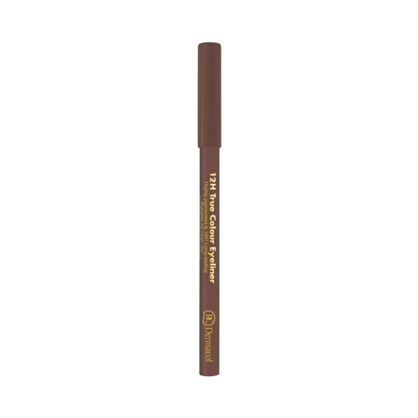 Dermacol 12H True Colour 6 Dark Brown Eye Pencil.jpg