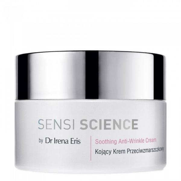Dr. Irena Eris Sensi Science soothing anti-wrinkel day cream.jpg