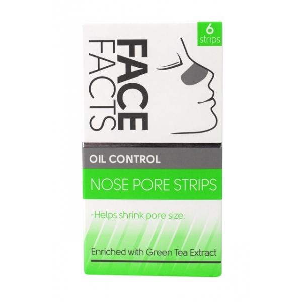 Face Facts Rasueritust regulaarivad ninapooride puhastusplaastrid 6tk.jpg