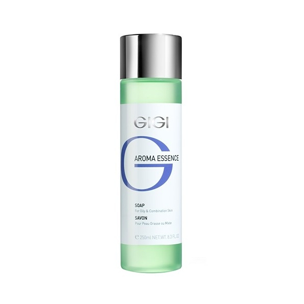 GIGI AROMA ESSENCE SOAP FOR OILY AND COMBINATION SKIN 250 ML.jpg