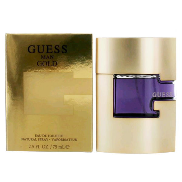 GUESS Man Gold Eau de Toilette.png