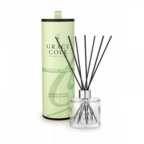 Grace Cole Fragrant Diffuser 200ml Grapefruit, Lime & Mint.jpg