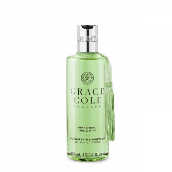 Grace Cole GRAPEFRUIT, LIME & MINT SOOTHING BATH & SHOWER GEL.jpg