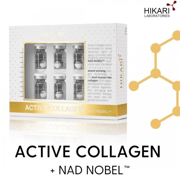 HIKARI Active Collagen + NAD Nobel 6tk+20ml.jpg